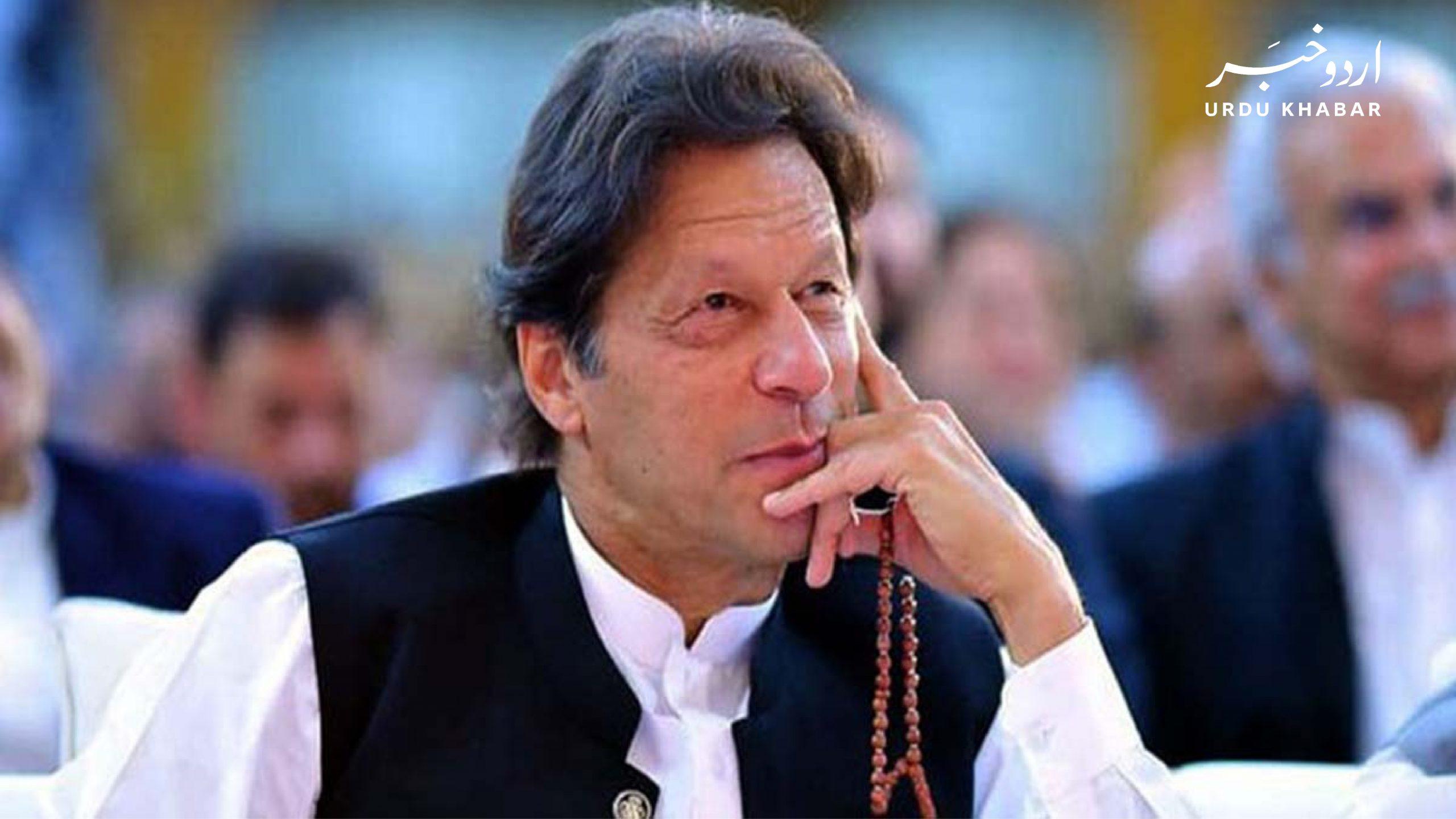 وزیر اعظم عمران خان کا عوامی اجتماعات پر پابندی کا اعلان