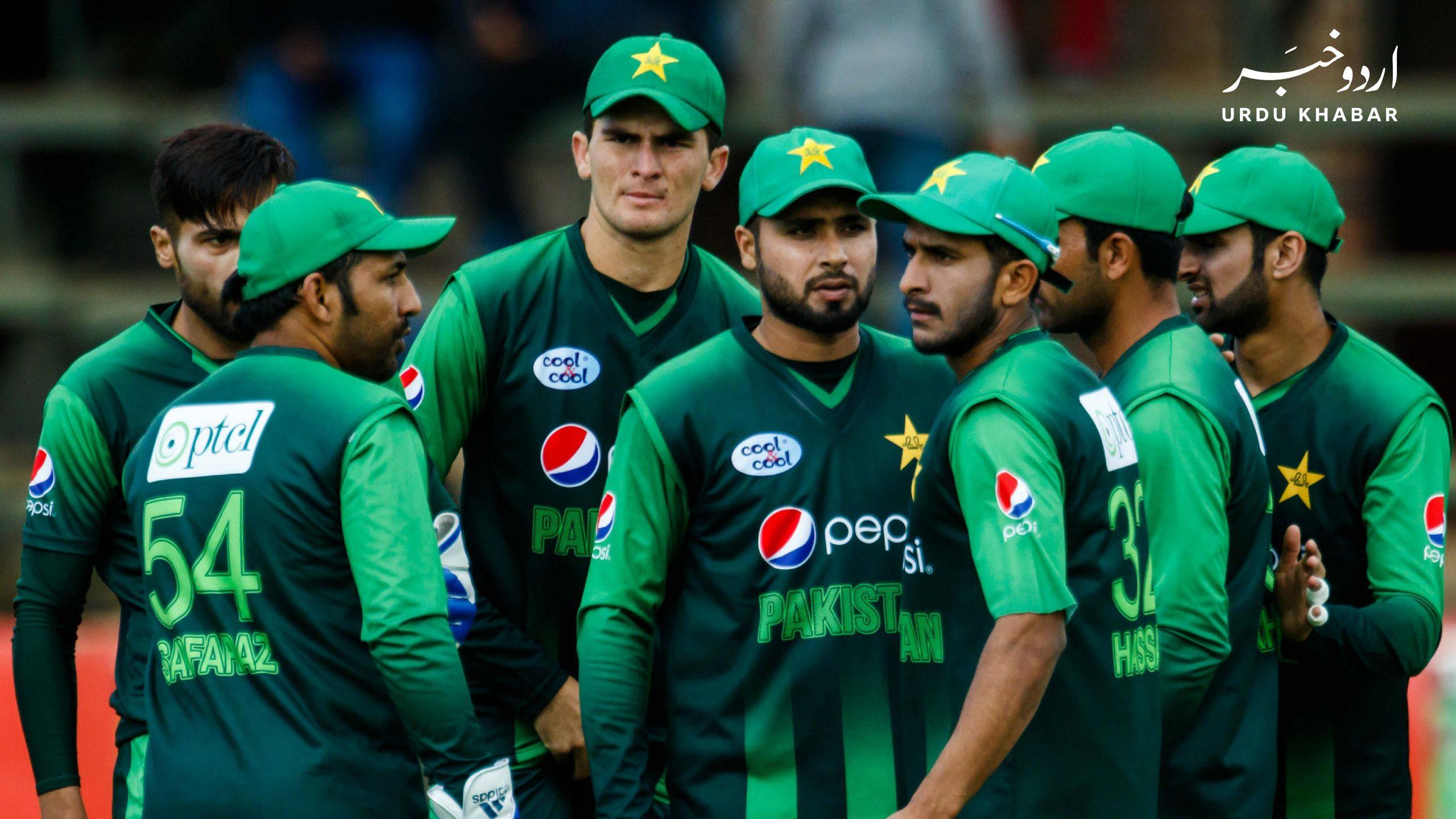 نیوزی لینڈ میں پاکستانی اسکواڈ کے 6 ممبران میں کورونا کی تصدیق