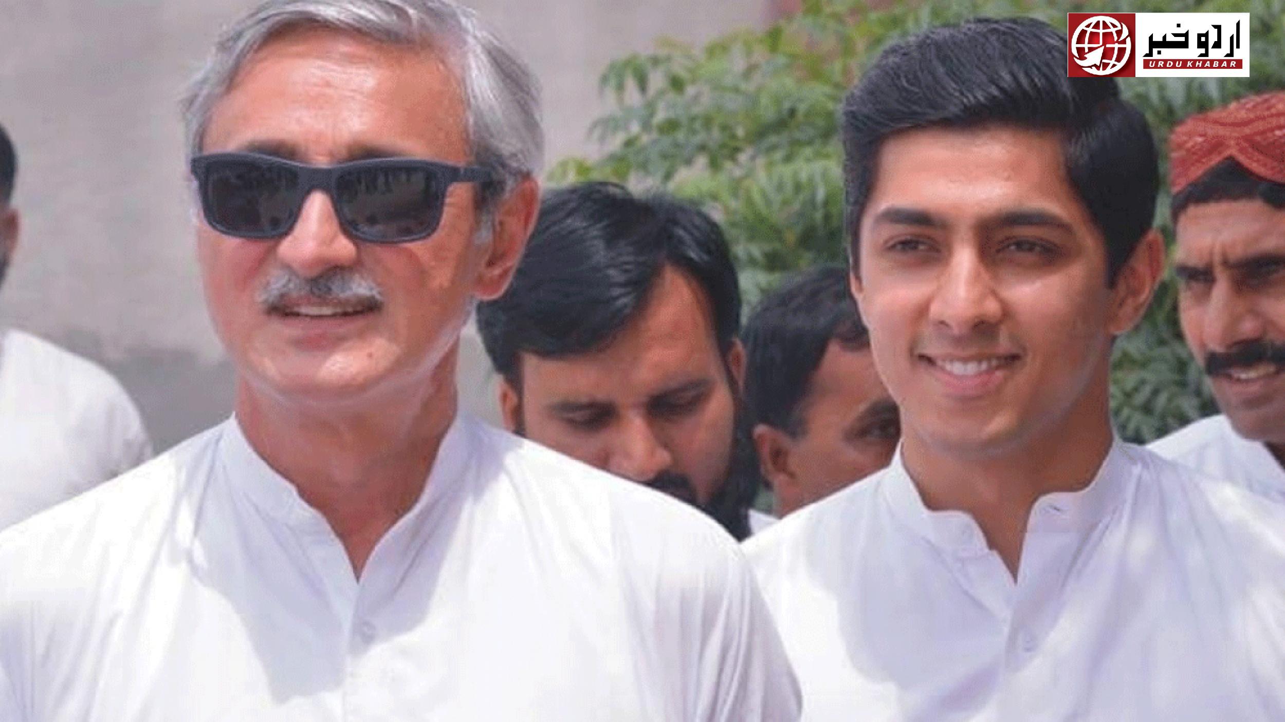 جہانگیر ترین اور ان کے بیٹے 7 ماہ بعد پاکستان واپس پہنچ گئے