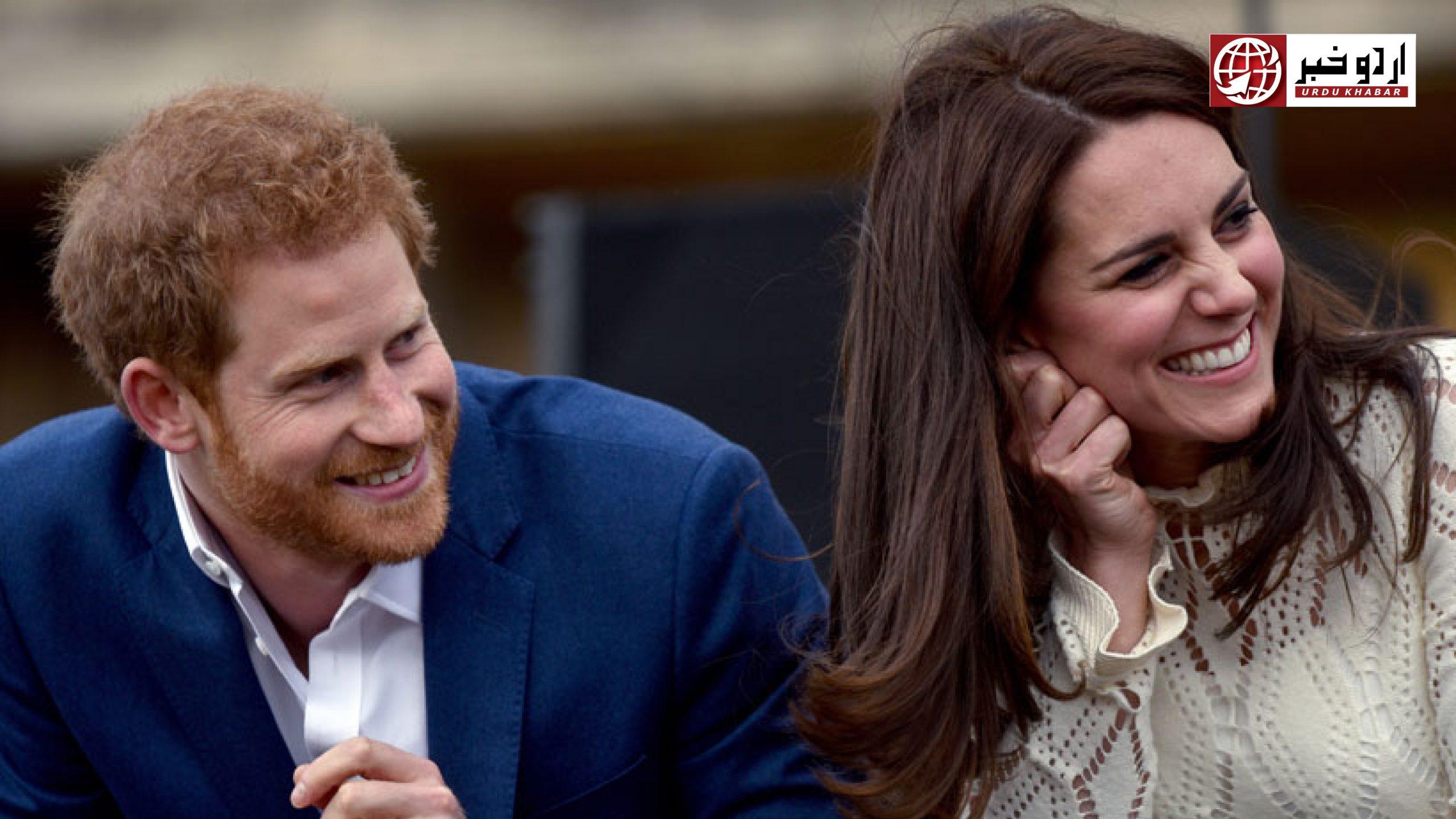 کیٹ مڈلٹن کو شہزادہ ہیری اور میگھن مارکل کے مداحوں نے حالیہ واقعے پر سخت باتیں کیں