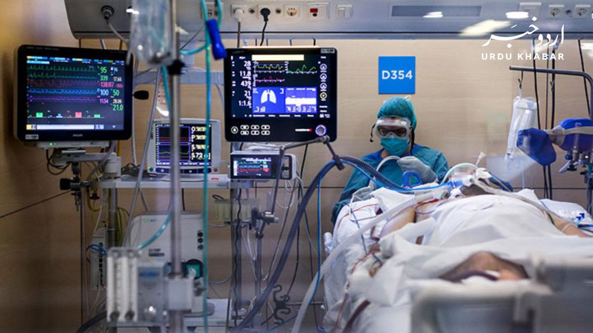 پاکستان میں برطانیہ کے نئے کورونا وائرس کا پہلا کیس رپورٹ