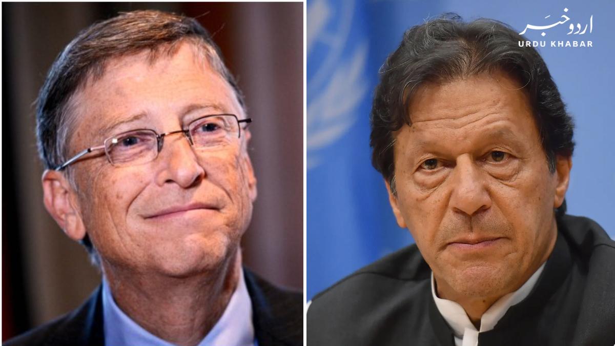بل گیٹس کی عمران خان کو کال، پاکستان کی کورونا حکمت عملی کی تعریف