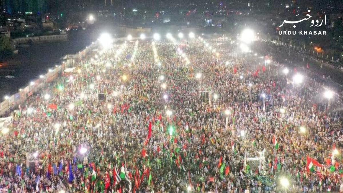 پی ڈی ایم کارکنوں کی لاہور جلسہ سے پہلے گرفتاری متوقع