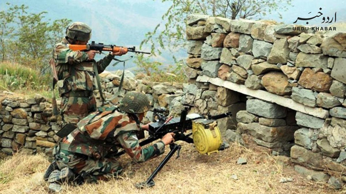 بھارتی فوج کی جنگ بندی کی خلاف ورزی ، اقوام متحدہ کی گاڑی کو نشانہ بنایا