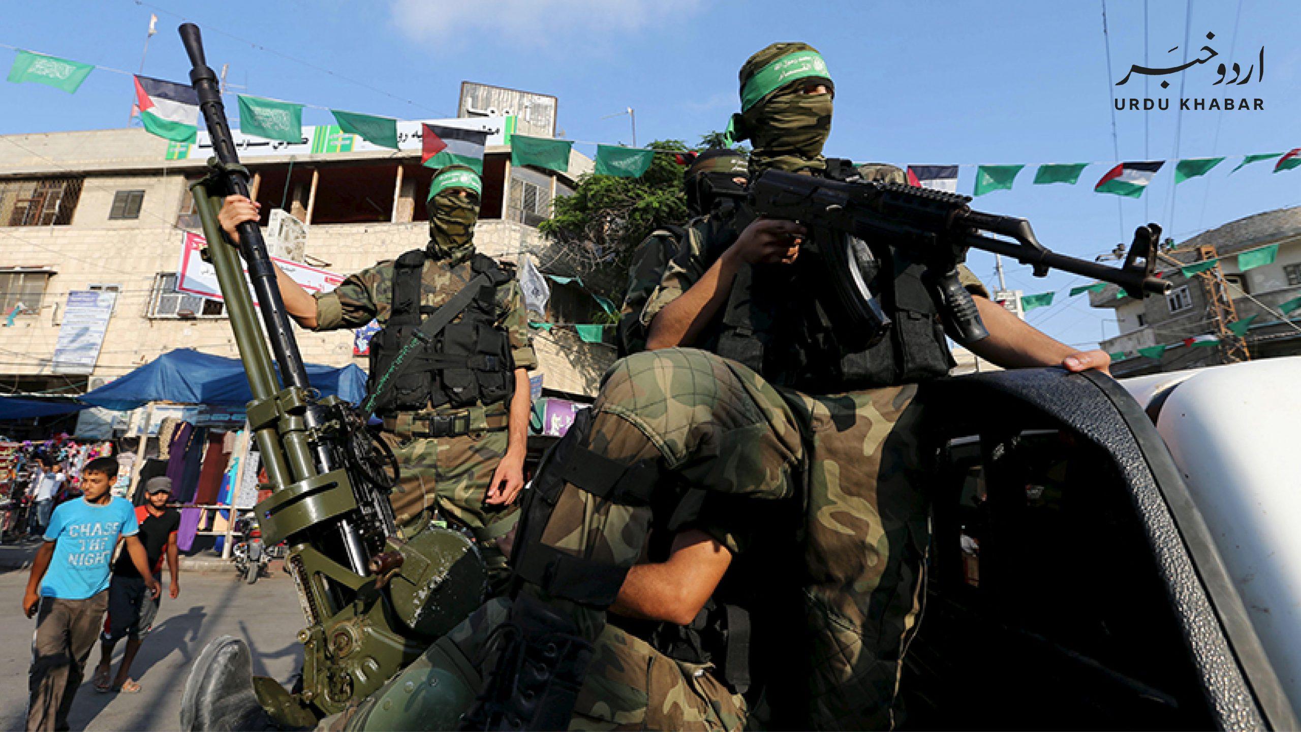 امریکہ نے حسم نامی اسلامی شدت پسند تنظیم کے رہنماؤں کو دہشتگردوں کی فہرست میں شامل کر لیا