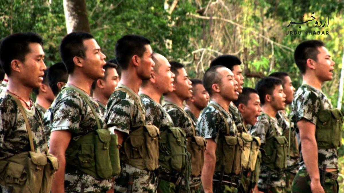 برما (میانمار) میں فوج نے حکومت کا تختہ الٹ دیا