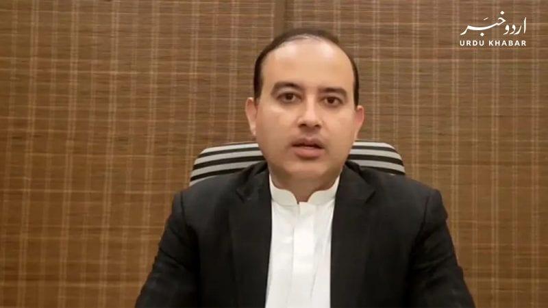 خیبر پختونخواہ وزیر قانون نے ویڈیو وائرل ہونے پر استعفی دے دیا