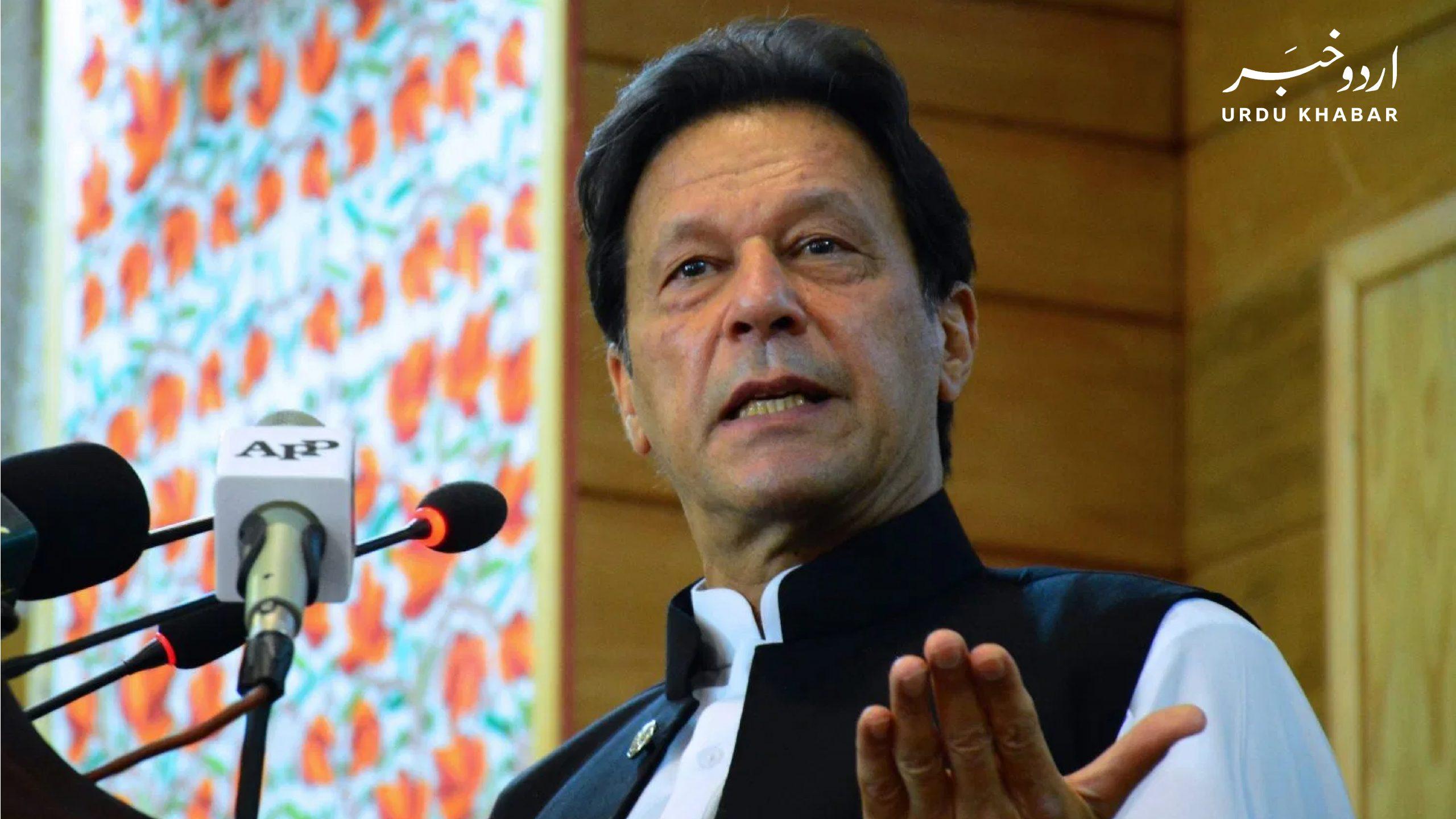 پی ٹی آئی کے ممبران کی وفاداری کو 'خریدنے' کی کوشش کی گئی ہے، عمران خان