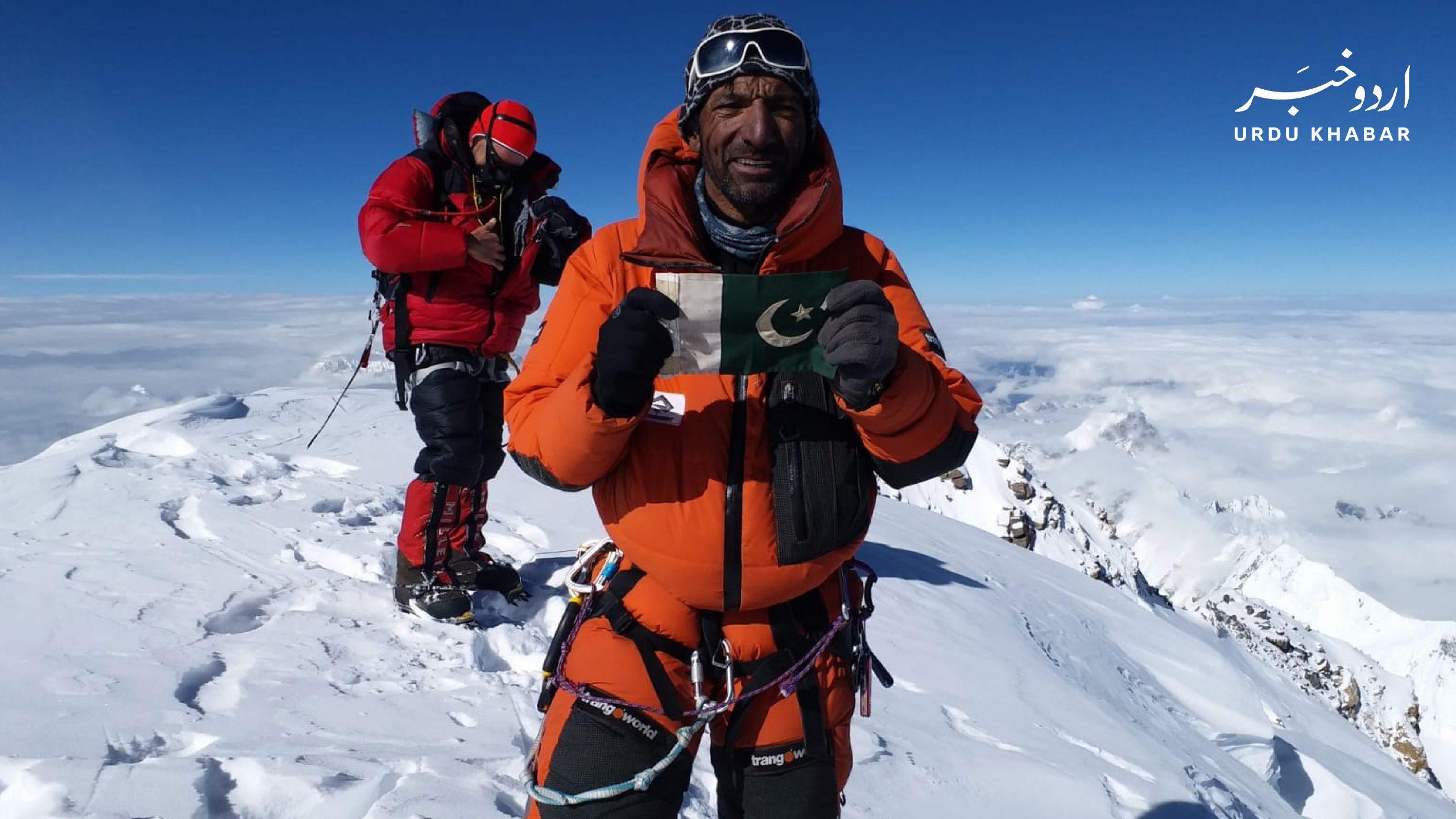 ساجد سد پارہ نے کوہ پیما علی سد پارہ کی موت کی تصدیق کر دی