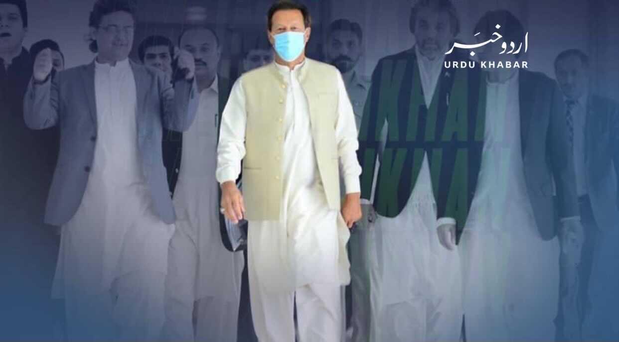 وزیر اعظم عمران خان کا کوویڈ۱۹ ٹیسٹ مثبت آ گیا
