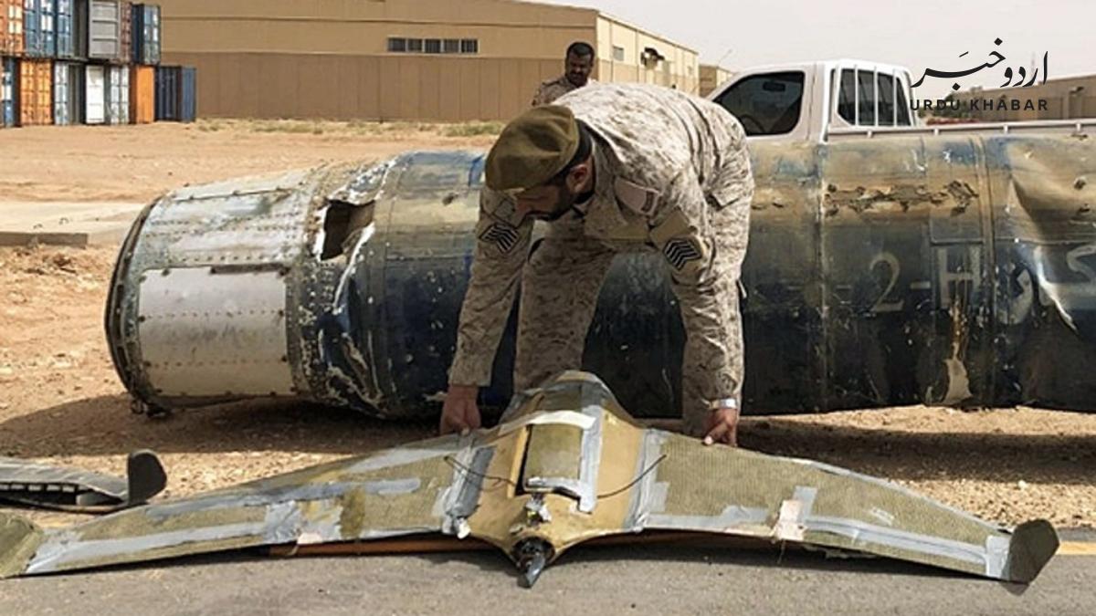 یمن کے حوثیوں کے ایک بار پھر سعودی عرب پہ ڈرون حملے