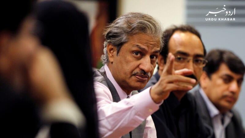 ابصار عالم پر فائرنگ کرنے والوں کے خلاف مقدمہ درج کر لیا گیا (2)