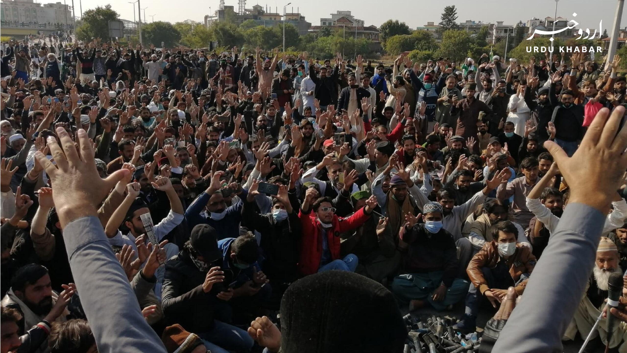تحریک لبیک پاکستان کا ملک گیر احتجاج، شہر بند، شہری پریشان