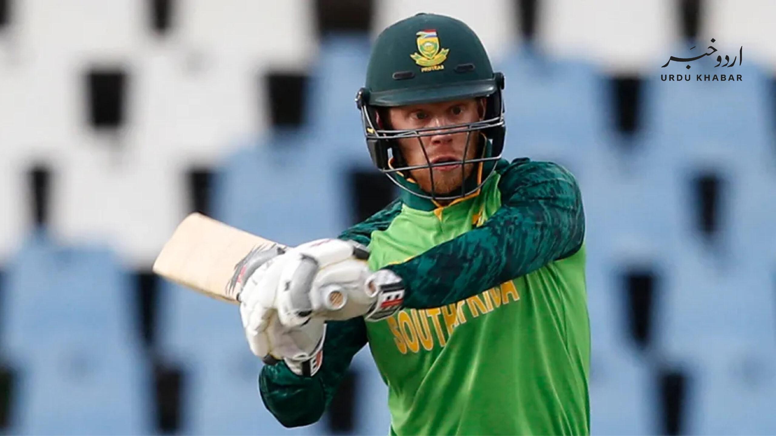 جنوبی افریقہ کے کھلاڑیوں کو پاکستان کے خلاف ٹی ٹونٹی سیریز میں سٹار بن کر ابھرنے کا موقع ملا