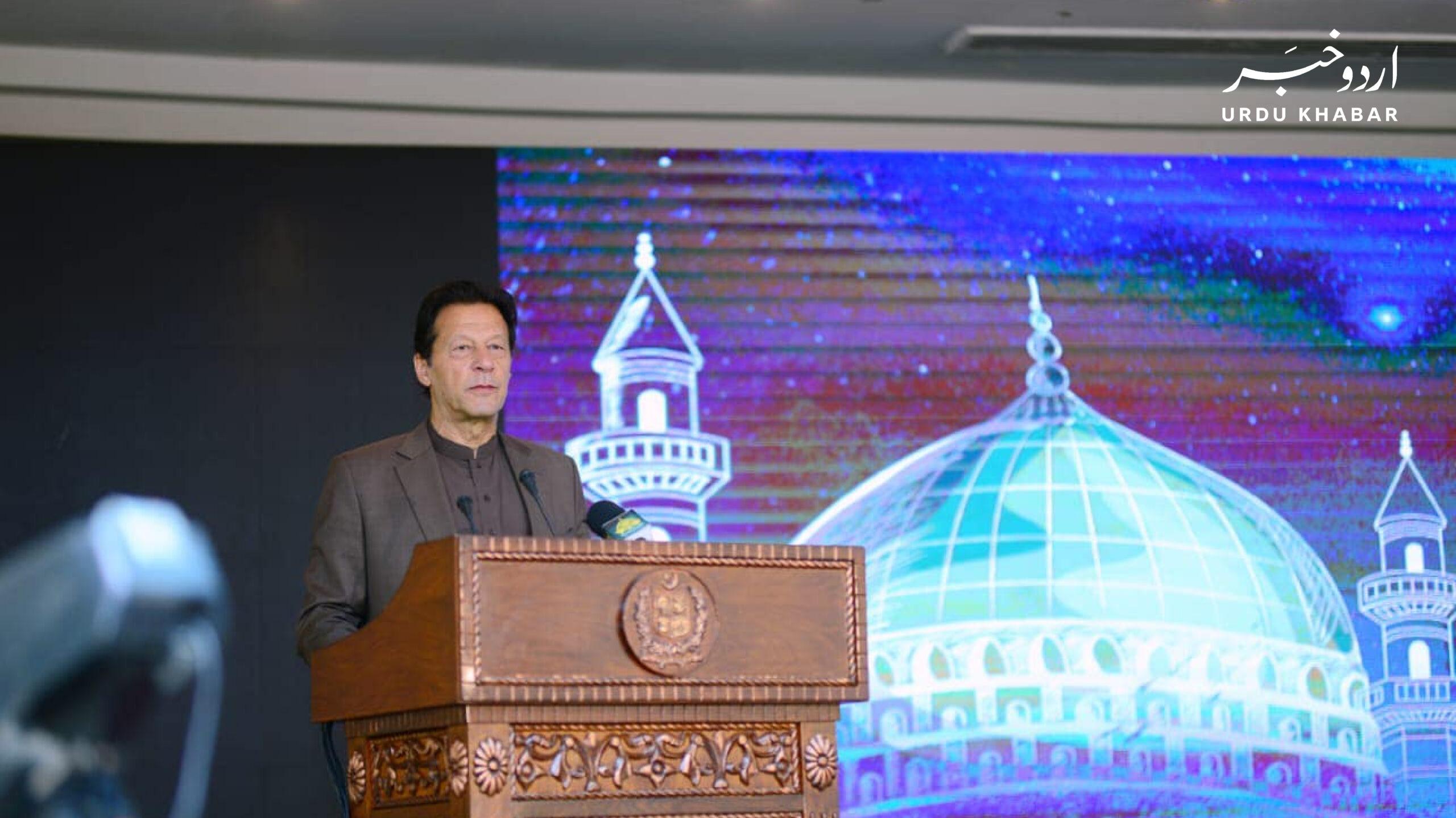 وزیر اعظم عمران خان نے سندھ میں 446 بلین روپے خرچ کرنے کا منصوبہ بتا دیا
