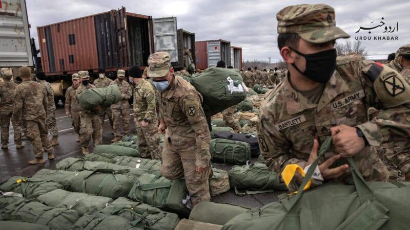 امریکی-فوج