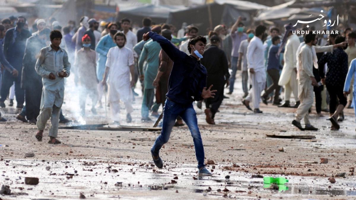 پاکستان کا تحریک لبیک پاکستان پر پابندی لگانے کا فیصلہ
