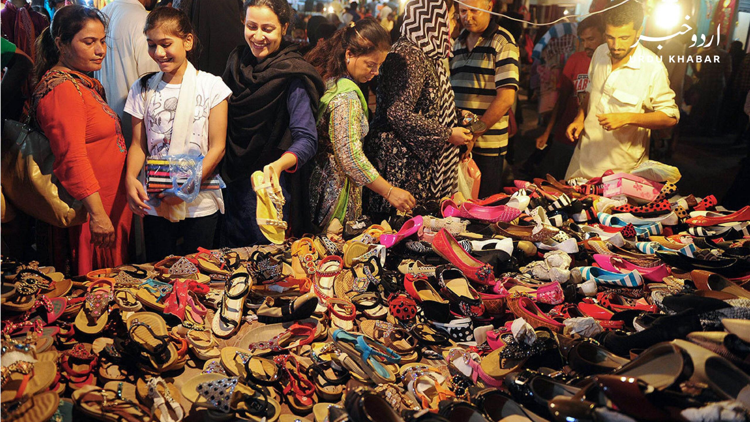 کراچی میں عید کا کاروبار تیس بلین روپے سے زائد، کاروباری طبقہ پھر بھی ناخوش