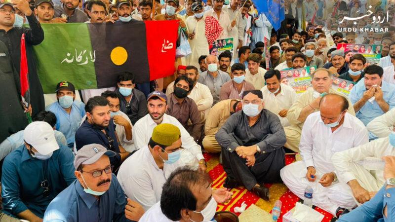 ایم کیو ایم کا عدالتی کمیشن سے سندھ میں پانی کی قلت کی تحقیقات کا مطالبہ