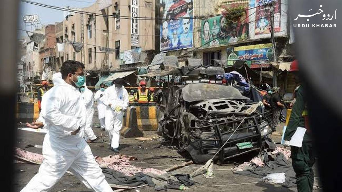 لاہور دھماکہ، عینی شاہدین کے انکشافات