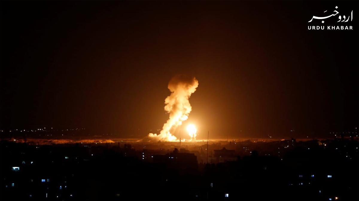 سیز فائر معاہدے کی خلاف ورزی، اسرائیل کے غزہ پر حملے