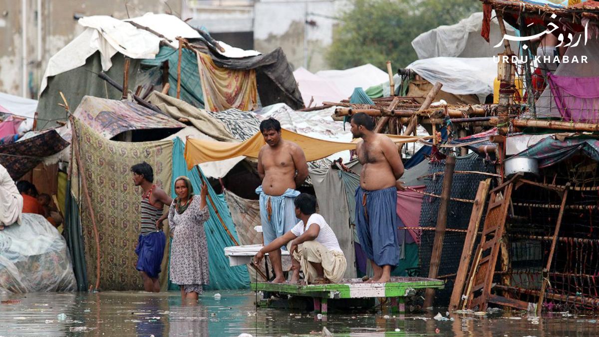 کراچی 2021 میں رہنے کے لئے شدید دباؤ کے شکار شہروں میں شامل