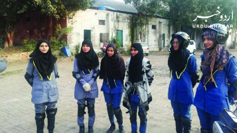 پہلی دفعہ کراچی ٹریفک پولیس نے خاتون آفیسر کو تعینات کر دیا