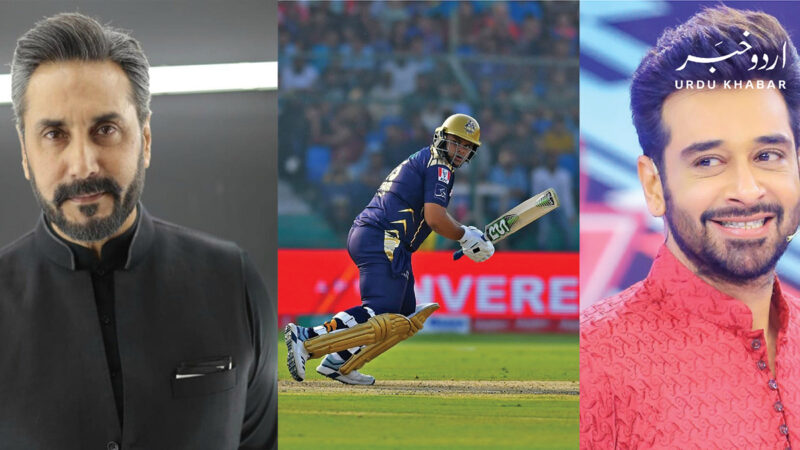 عدنان صدیقی اور فیصل قریشی کی پی ٹی وی اسپورٹس پر اعظم خان کا مذاق اڑانے پر تنقید