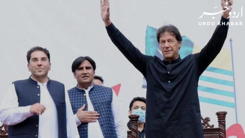 پی ٹی آئی نے آزاد جموں کشمیر میں میدان ماڑ لیا