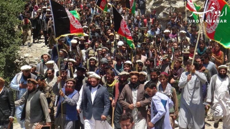 طالبان کا افغانستان سے ملحقہ بارڈر پر مکمل قبضے کا اعلان