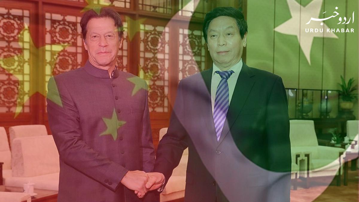 چائنہ کا عالمی سطح پر مختلف سازشوں کے باوجود پاکستان سے جڑے رہنے کا اعلان
