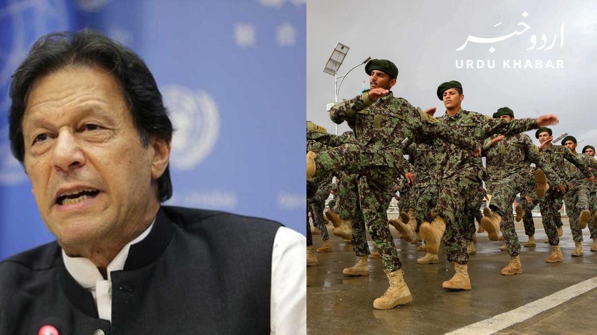 افغان جنگ سے متعلق عمران خان کا موقف آج بھی پہلے والا ہے، اینکر
