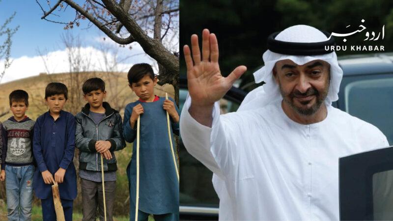 امارات نے افغان خاندانوں کی میزبانی اور سماجی دیکھ بھال شروع کر دی