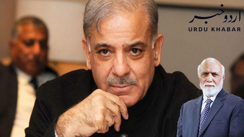 شہباز شریف میں پی پی کو کراچی کے لئے ذمہ دار ٹھہرانے کی ہمت نہیں، ہارون رشید