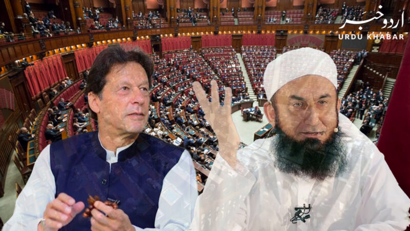 وزیر اعظم عمران خان گزشتہ تمام حکمرانوں سے بہتر ہیں، مولانا طارق جمیل