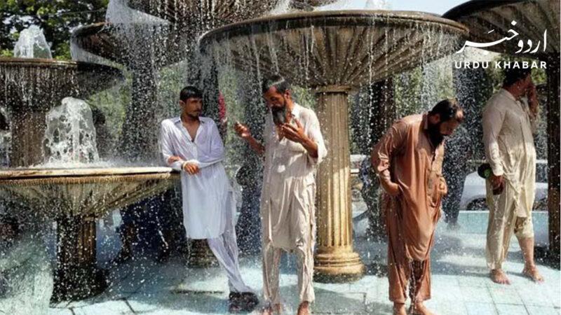 کراچی میں گرمی