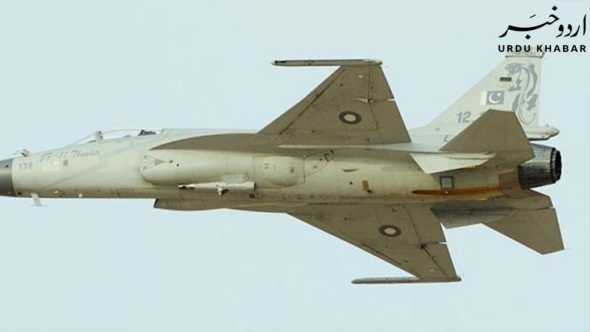 بڑے اسلامی ملک کا جے ایف 17 طیارے خریدنے کا فیصلہ
