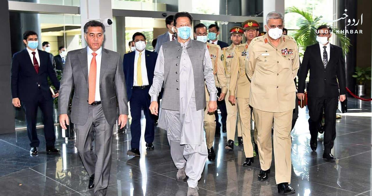 کیا وزیر اعظم عمران خان ڈی جی آئی ایس آئی کے لئے تجویز کردہ تینوں افسران کا انٹریو لیں گے؟