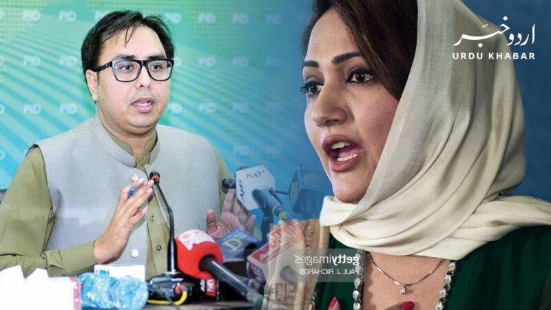 شہباز گل نے عاصمہ شیرازی کے حمایتی صحافیوں کو کھڑی کھڑی سنا دیں