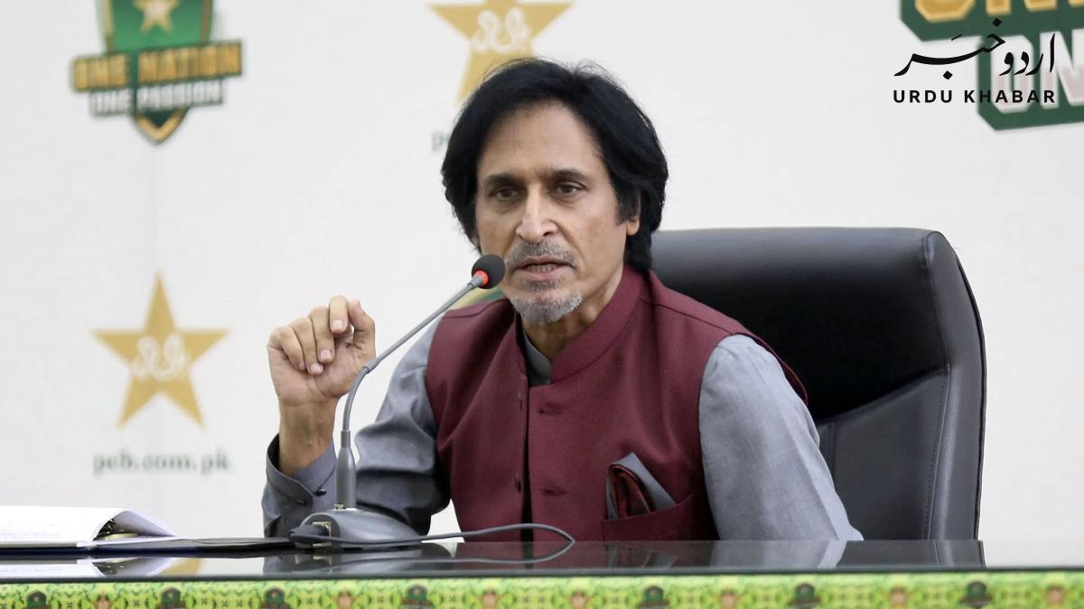 گھبرانا نہیں ہے؛ رمیز راجہ کی سینئیر کرکٹرز کو یقین دہانی